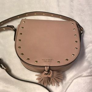 Victoria's Secret Crossbody Blush Bag.